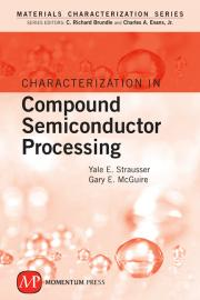 Characterization in Compound Semiconductor Processing cover