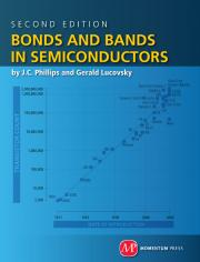 Bonds and Bands in Semiconductors cover