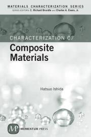 Characterization of Composite Materials Cover