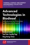 Advanced Technologies in Biodiesel: Introduction to Principles and Emerging Tren