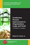 Continuous Process Improvement in Organizations Large and Small: A Guide for Lea