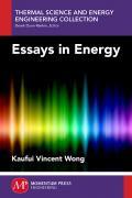 Essays in Energy